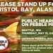 Save Bristol Bay Seattle Meeting