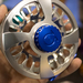 Allen Omega Fly Reel - Rear View