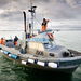 A fishing vessel in Bristol Bay Alaska.