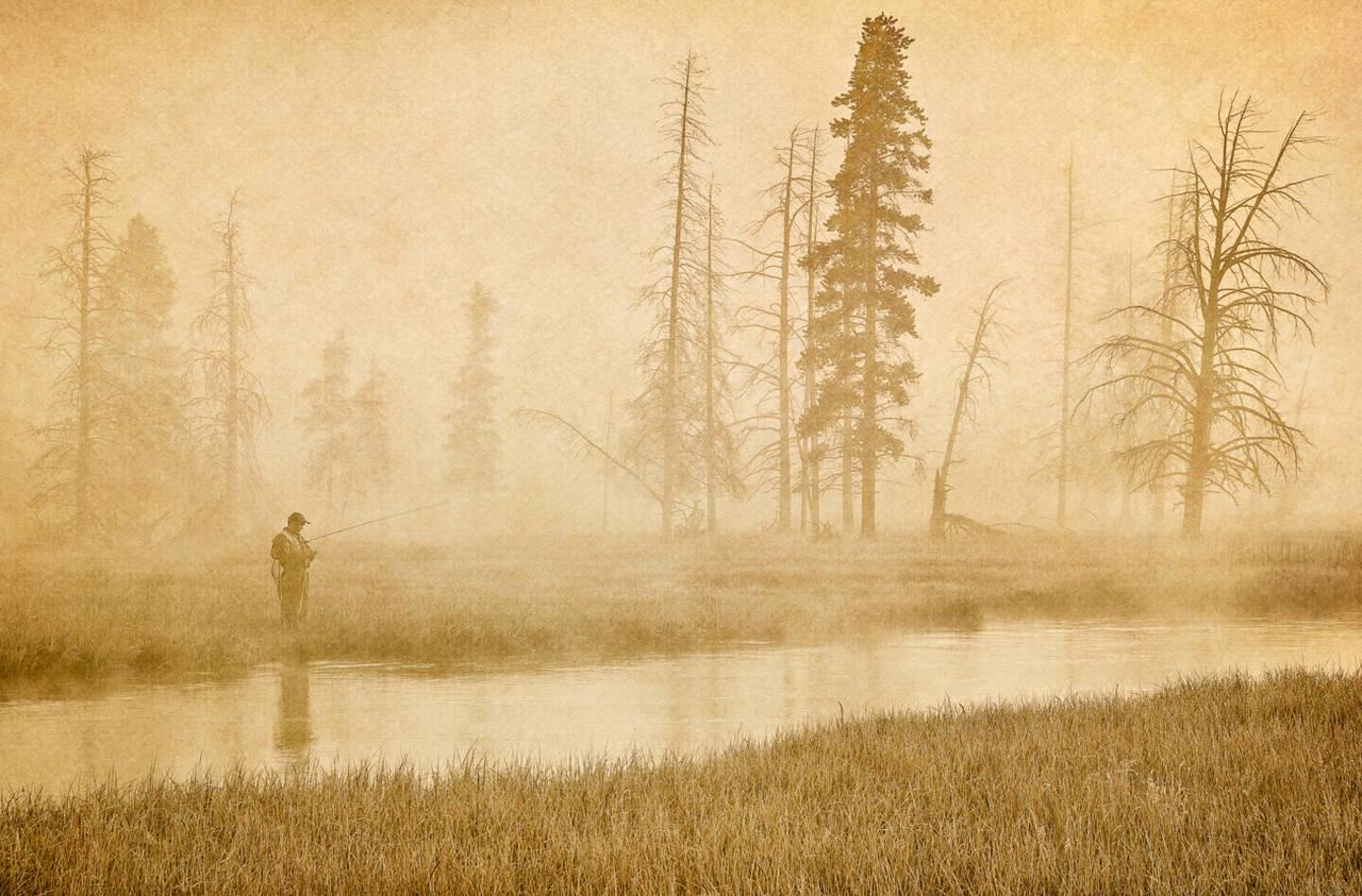 Iron Creek - Yellowstone National Park