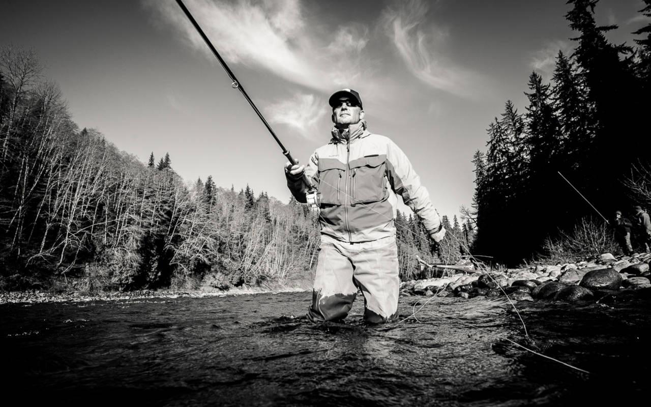Steelhead Fishing - Terrace, British Columbia - Skeena River