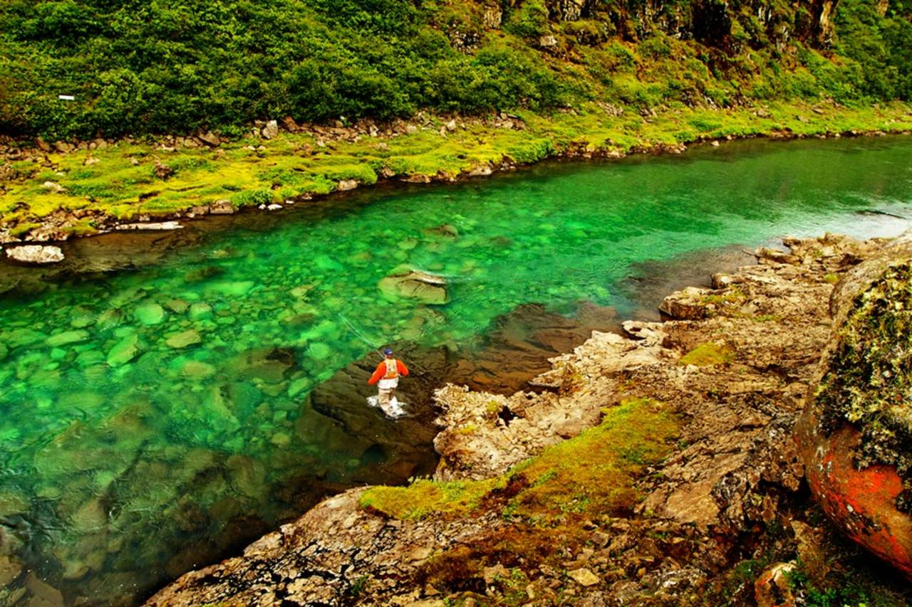 Tributaries fly fishing film released hatch magazine for Fly fishing films