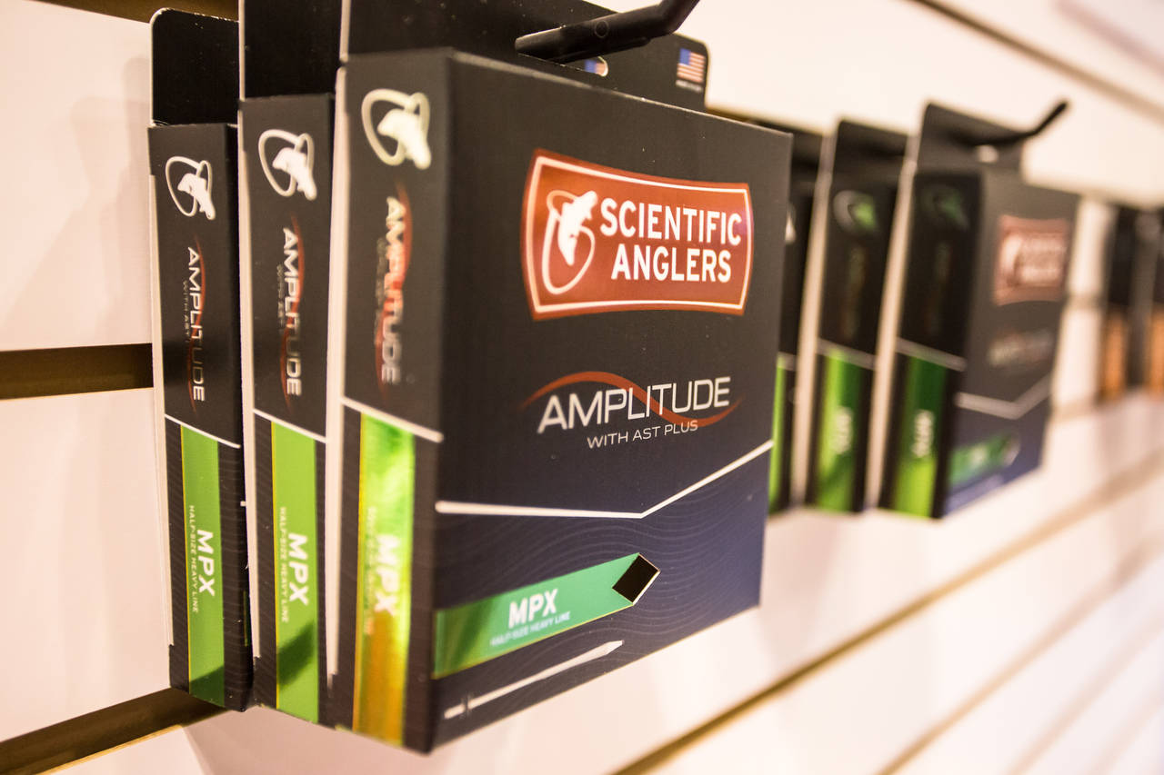 Scientific Anglers amplitude fly line