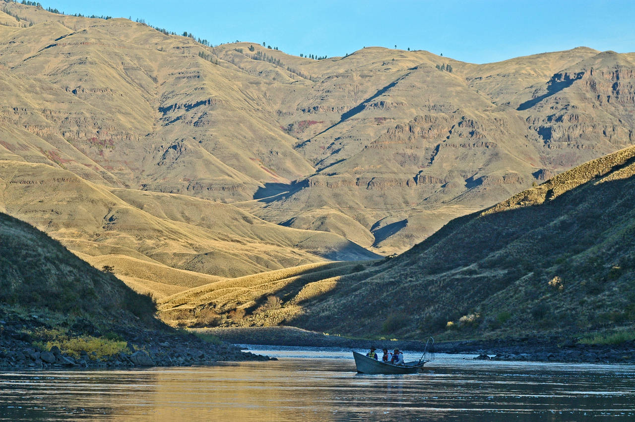 salmon river - idaho