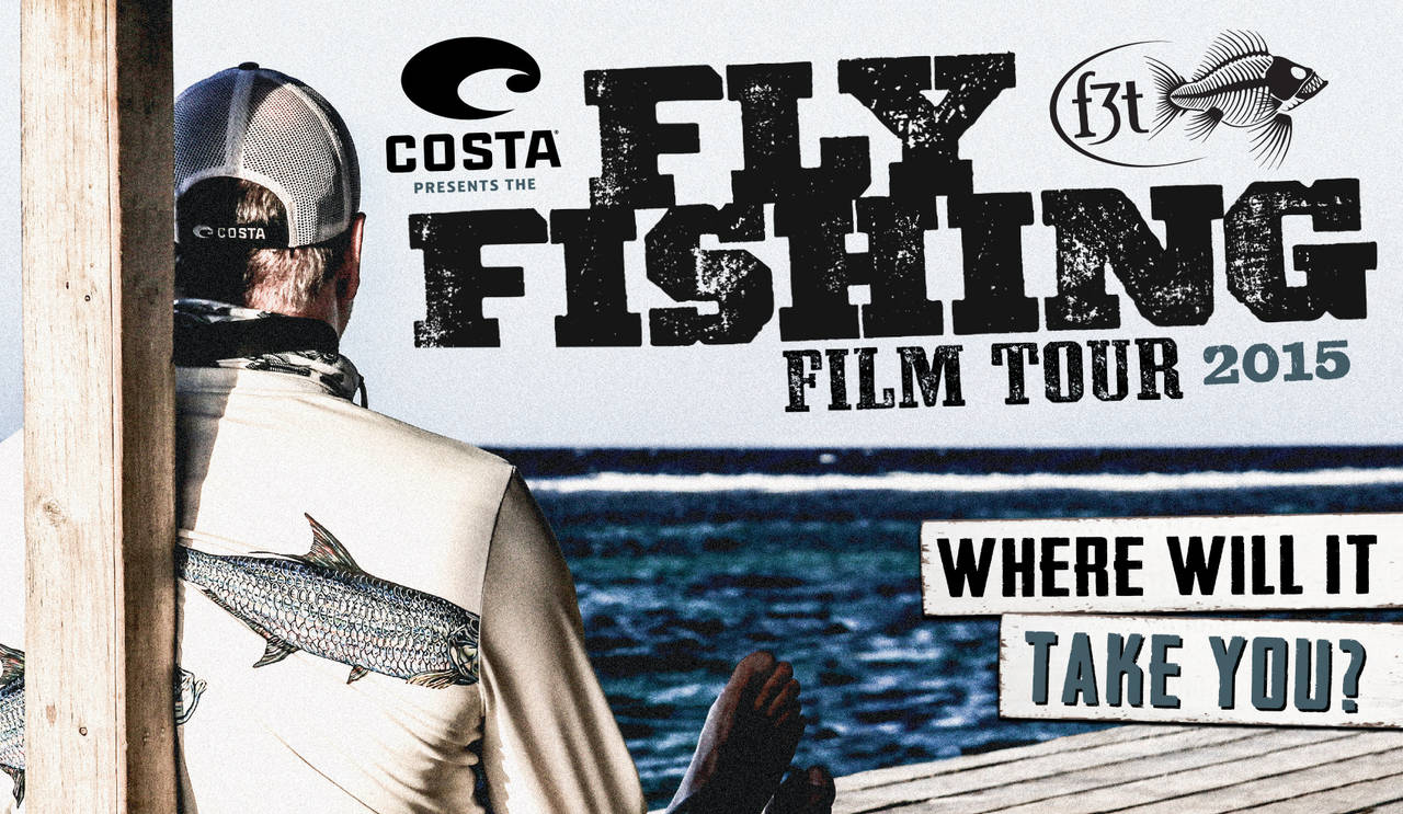 2015 Fly Fishing Film Tour