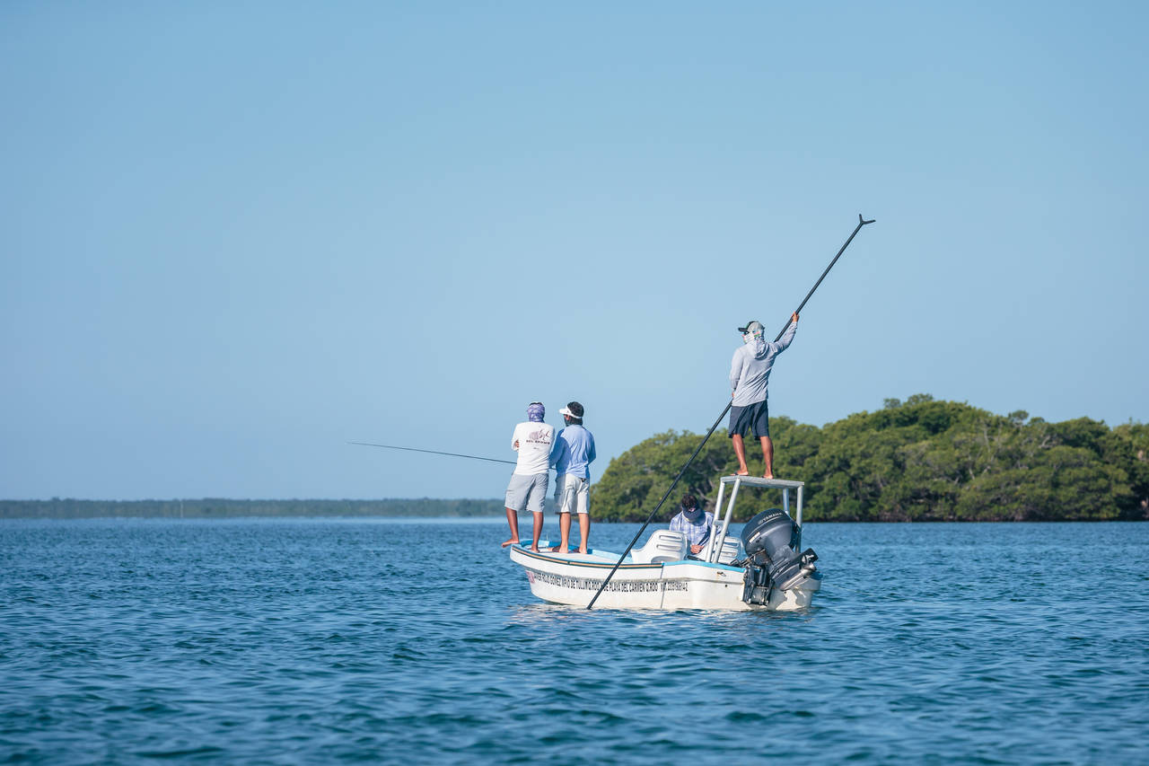 Corazon film still - Mexico fly fishing