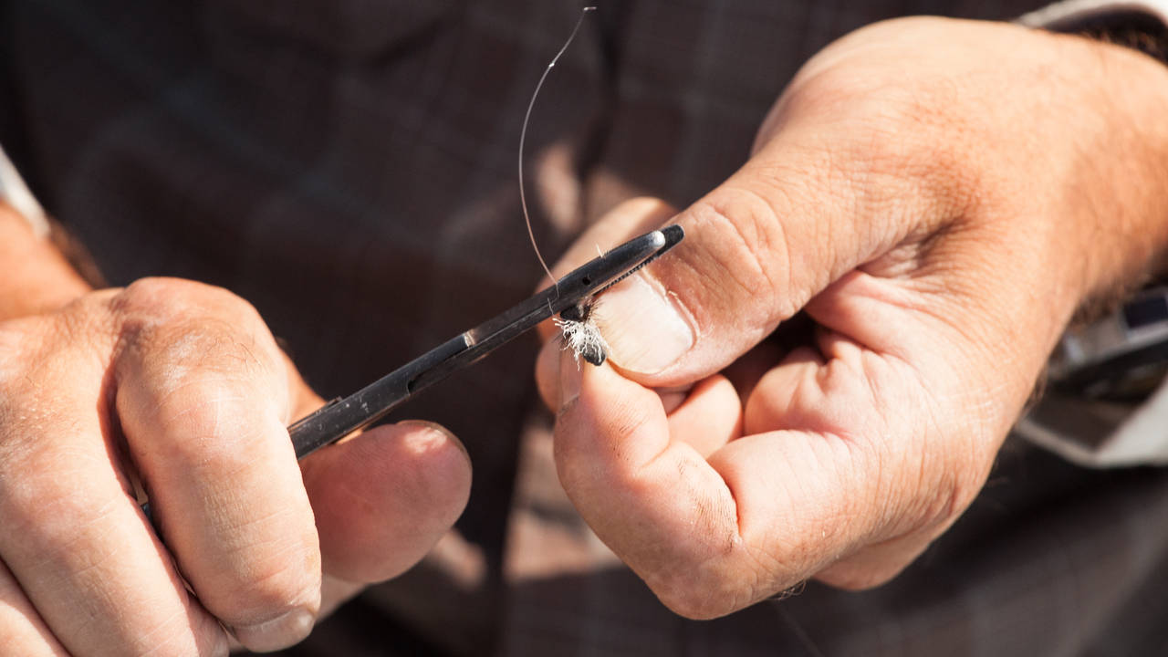 Fly Fishing Knot Tips
