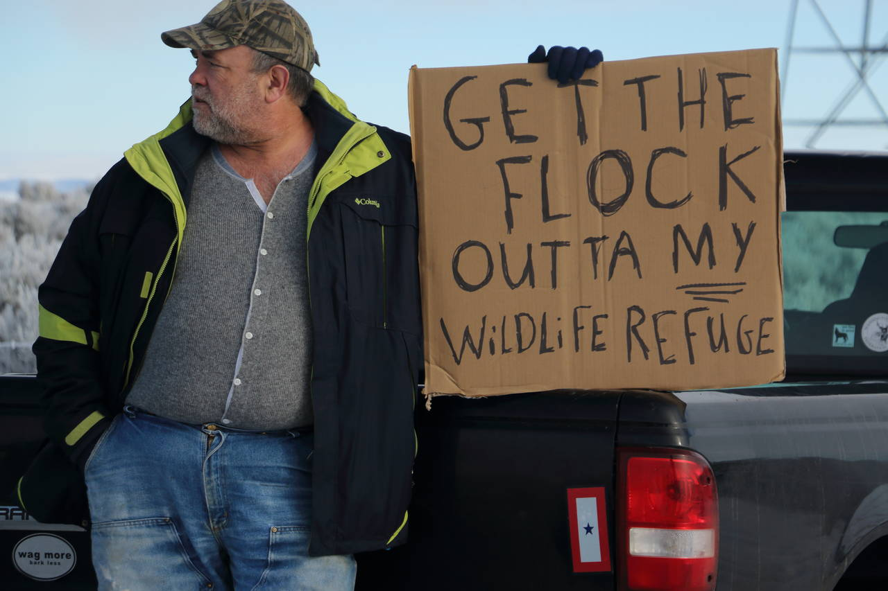 malheur wildlife refuge takeover