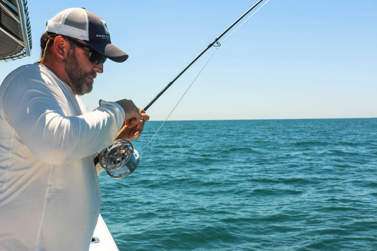 Big ben an interview with affta 39 s ceo hatch magazine for Saltwater fly fishing