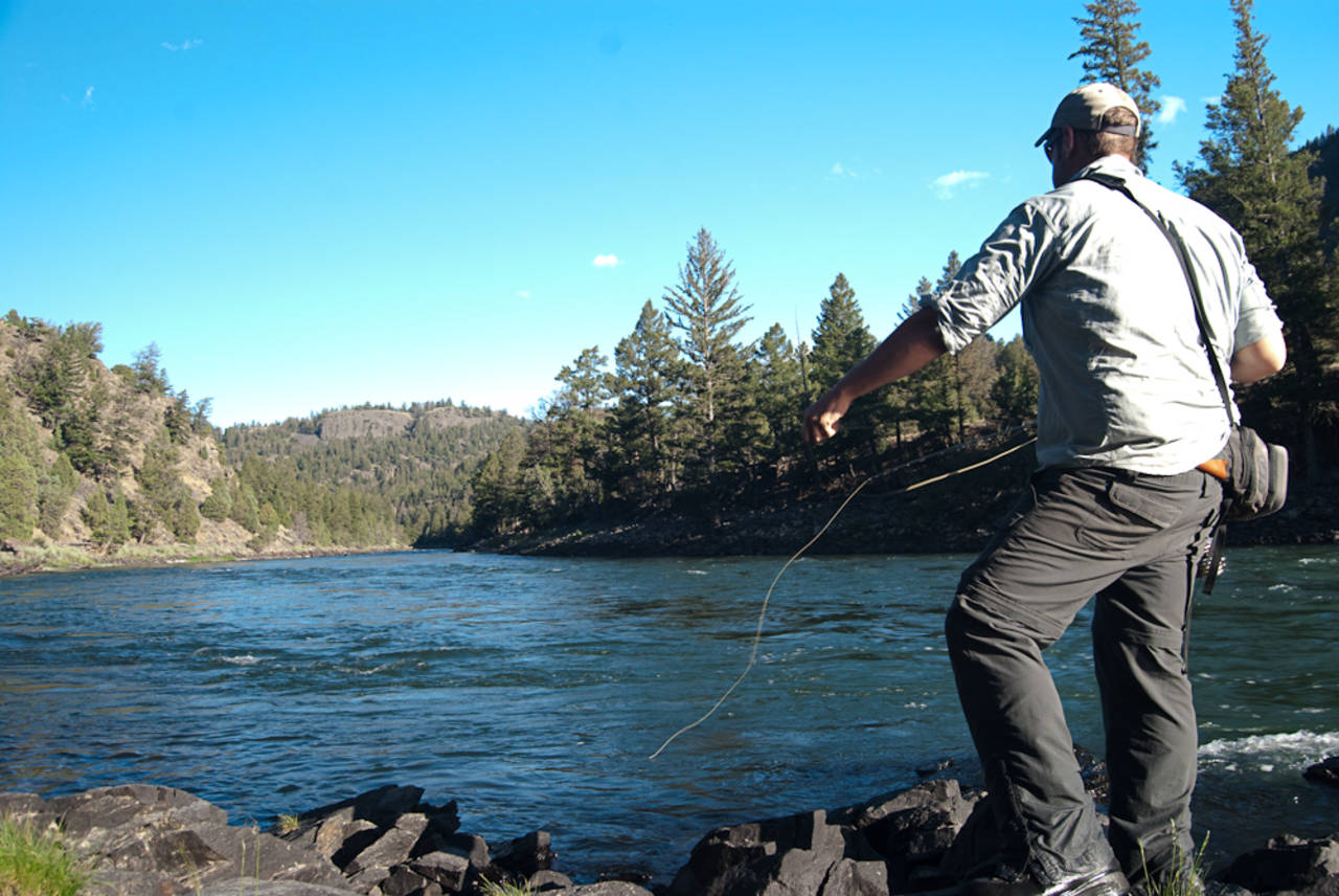 backcountry fly fishing gearing up hatch magazine fly