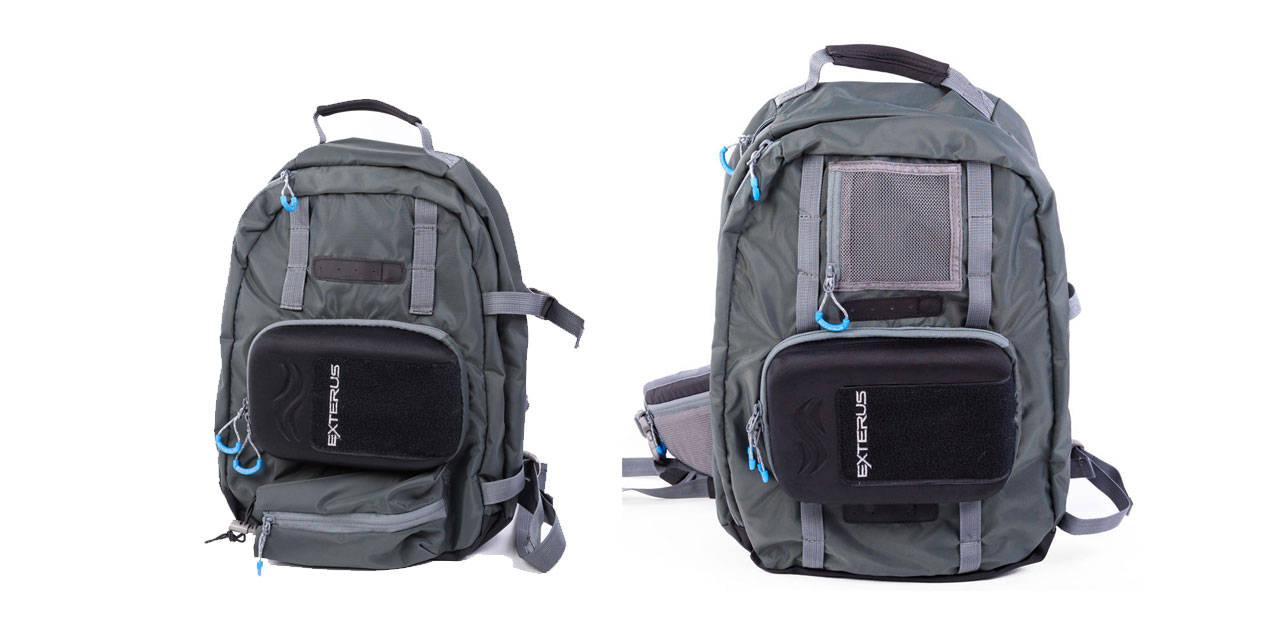 Backpacks hatch magazine fly fishing etc for Fishing sling pack
