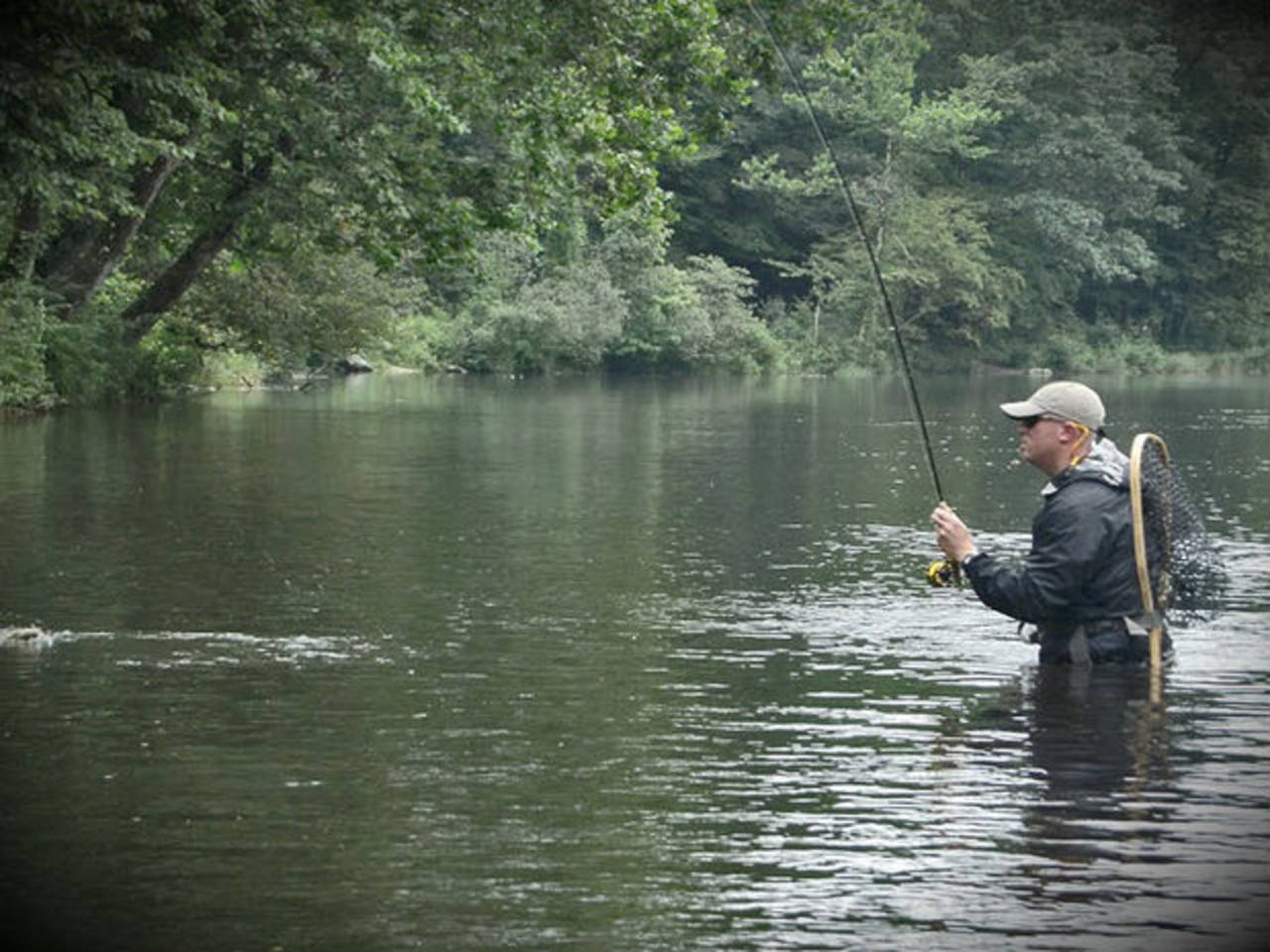 Connections hatch magazine fly fishing etc for Farmington river fishing