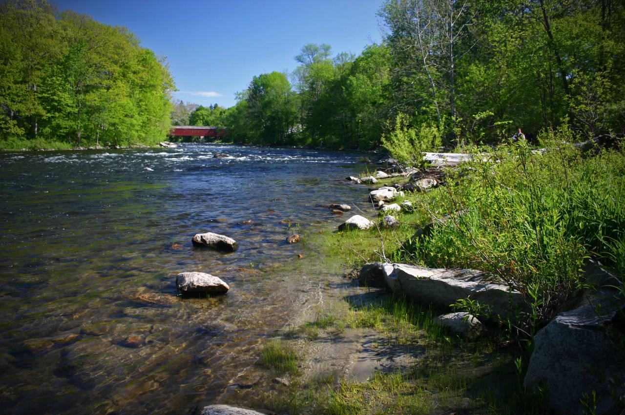 Housatonic river hatch magazine fly fishing etc for Connecticut river fishing