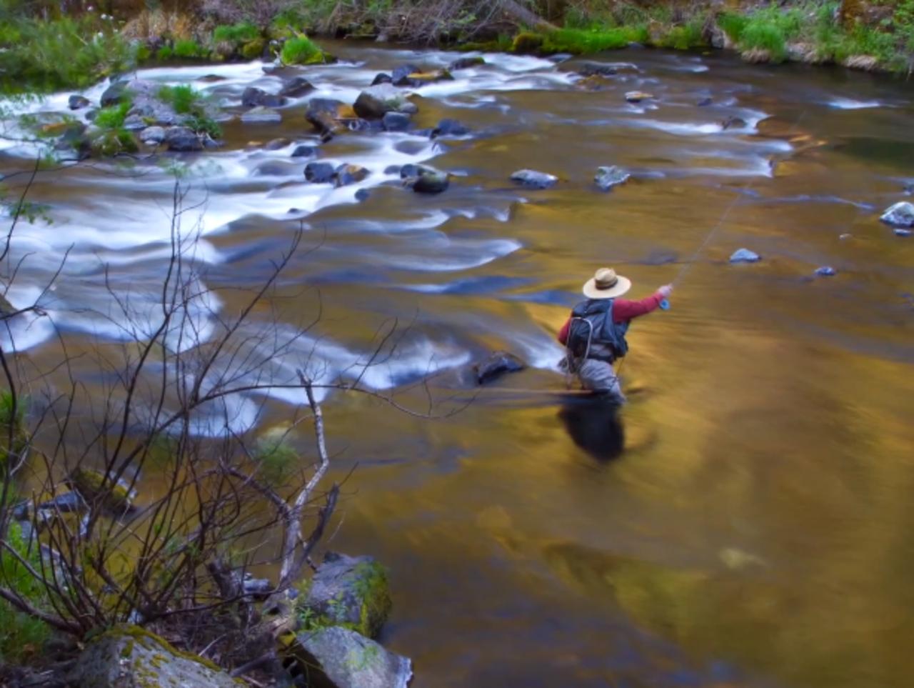 California's McCloud River