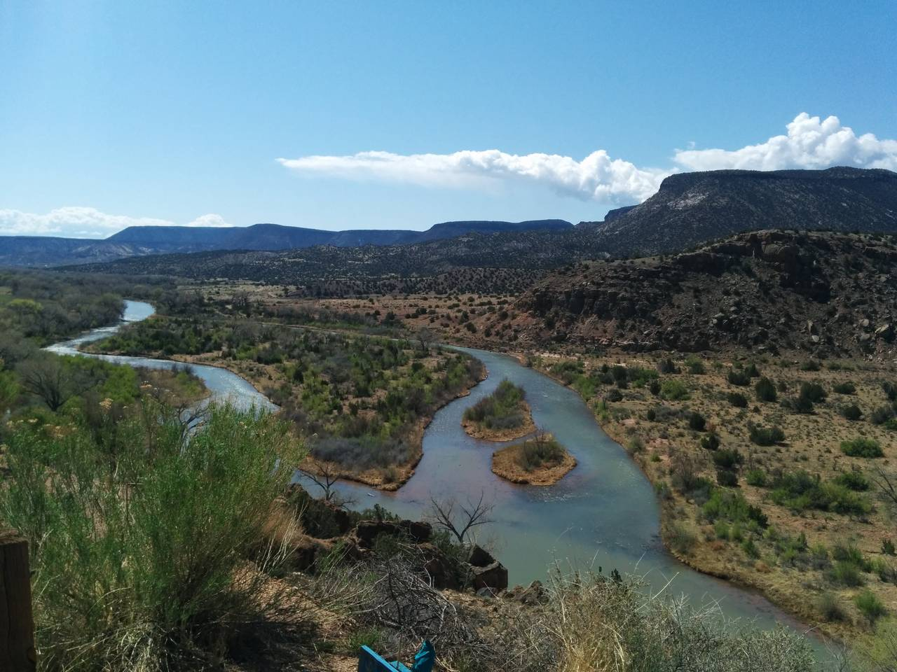 New mexico anglers about to lose access to public waters for Pecos new mexico fishing