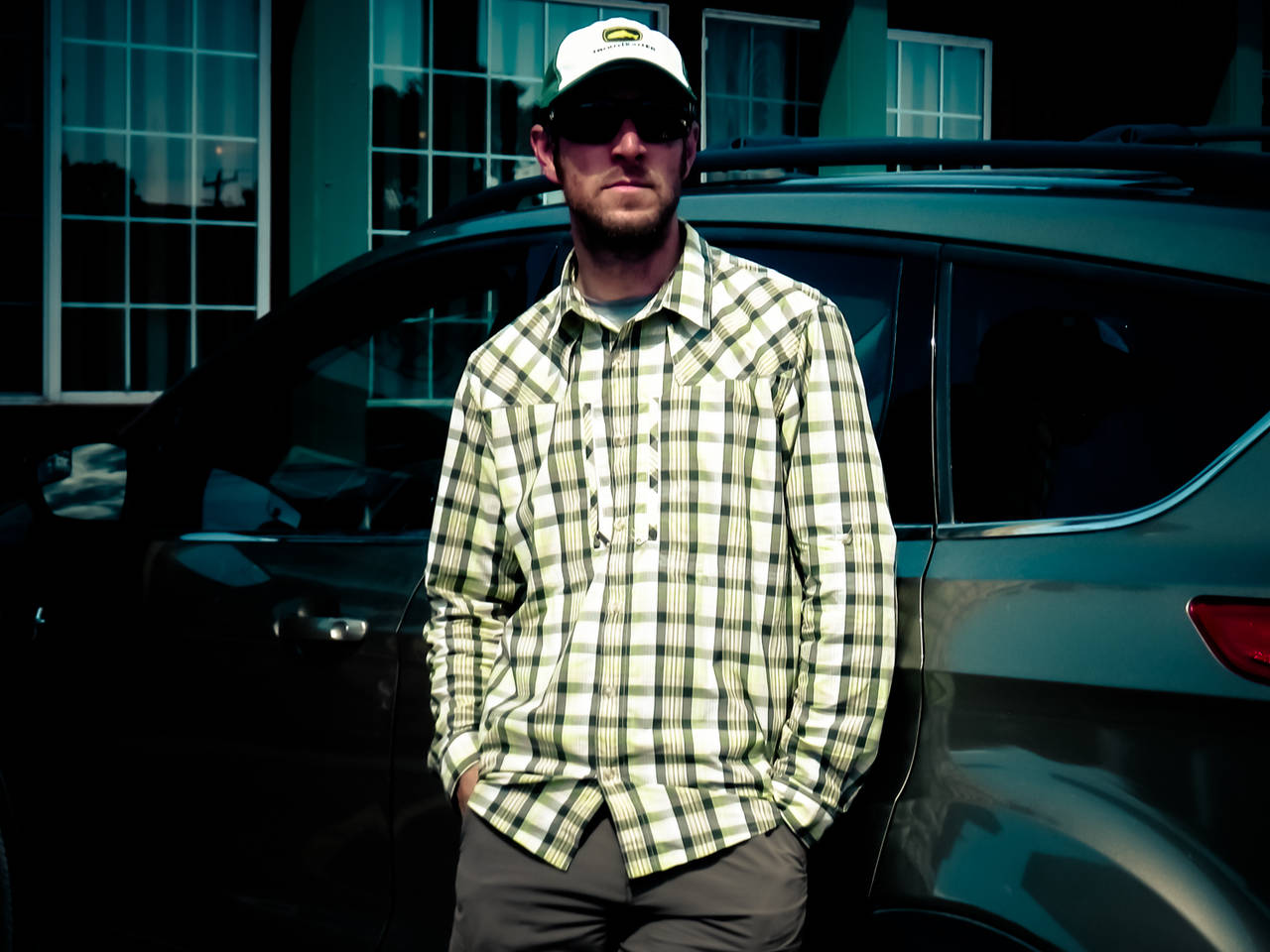 Quick review patagonia sun stretch shirt hatch magazine for Fly fishing sun shirt