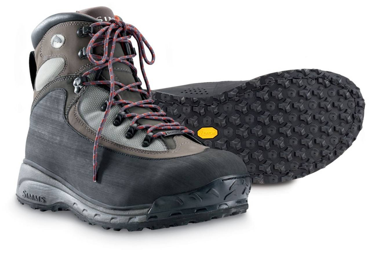 Simms Rivershed Streamtread