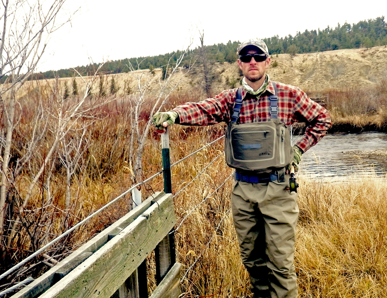 Review Orvis Silver Sonic Guide Waders Hatch Magazine