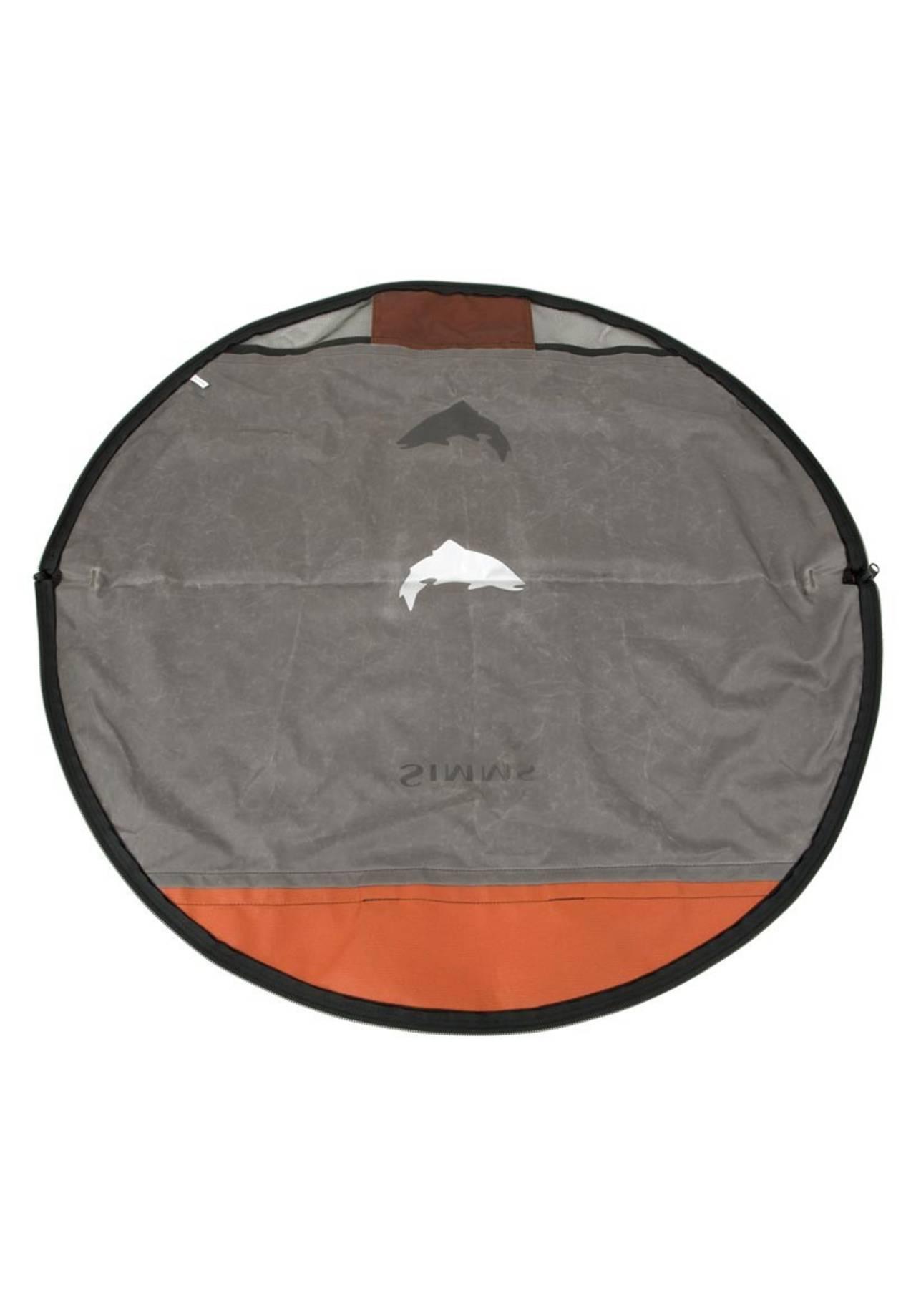 Simms Taco Bag Open