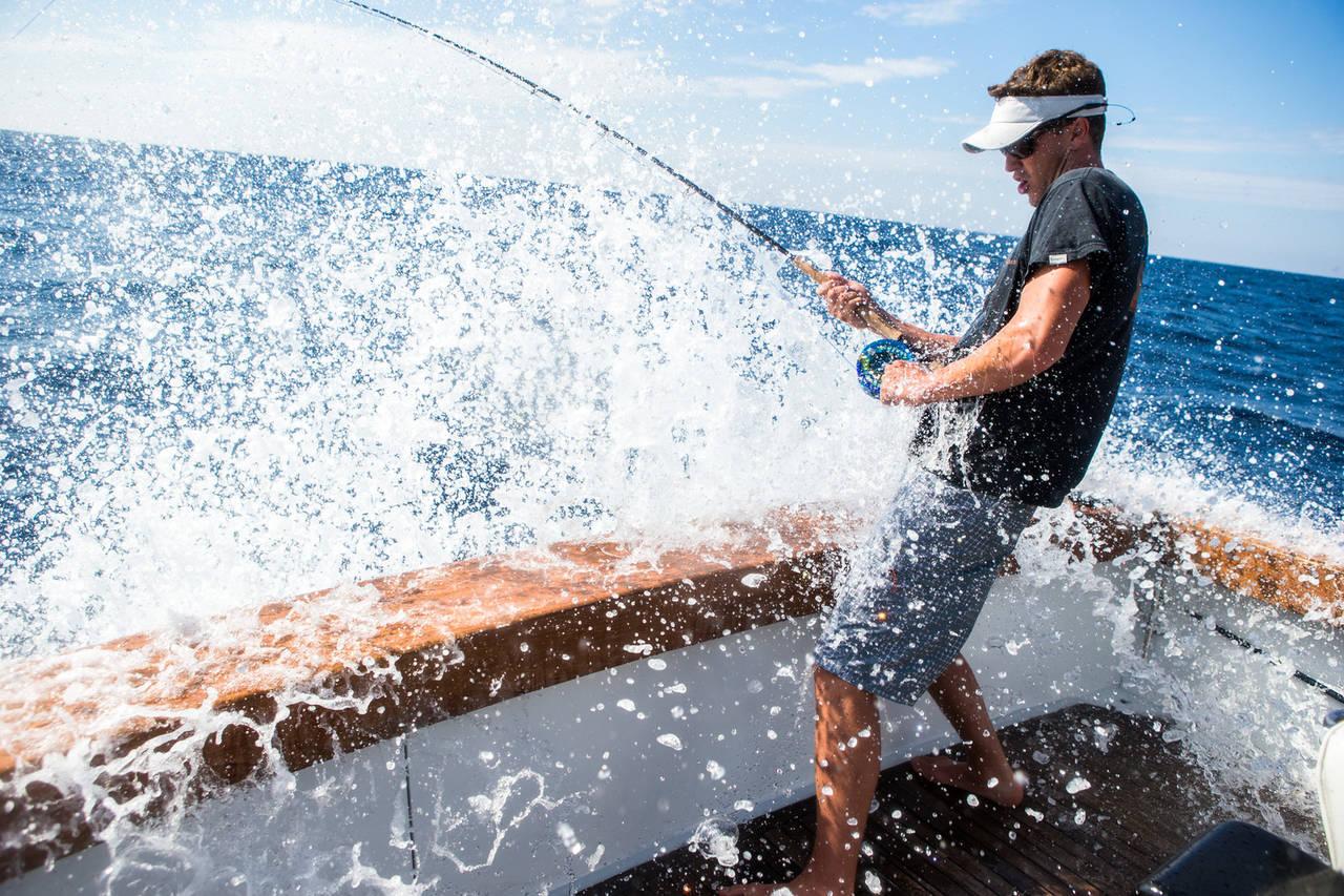 Tidewater Film - Marlin Fly fishing