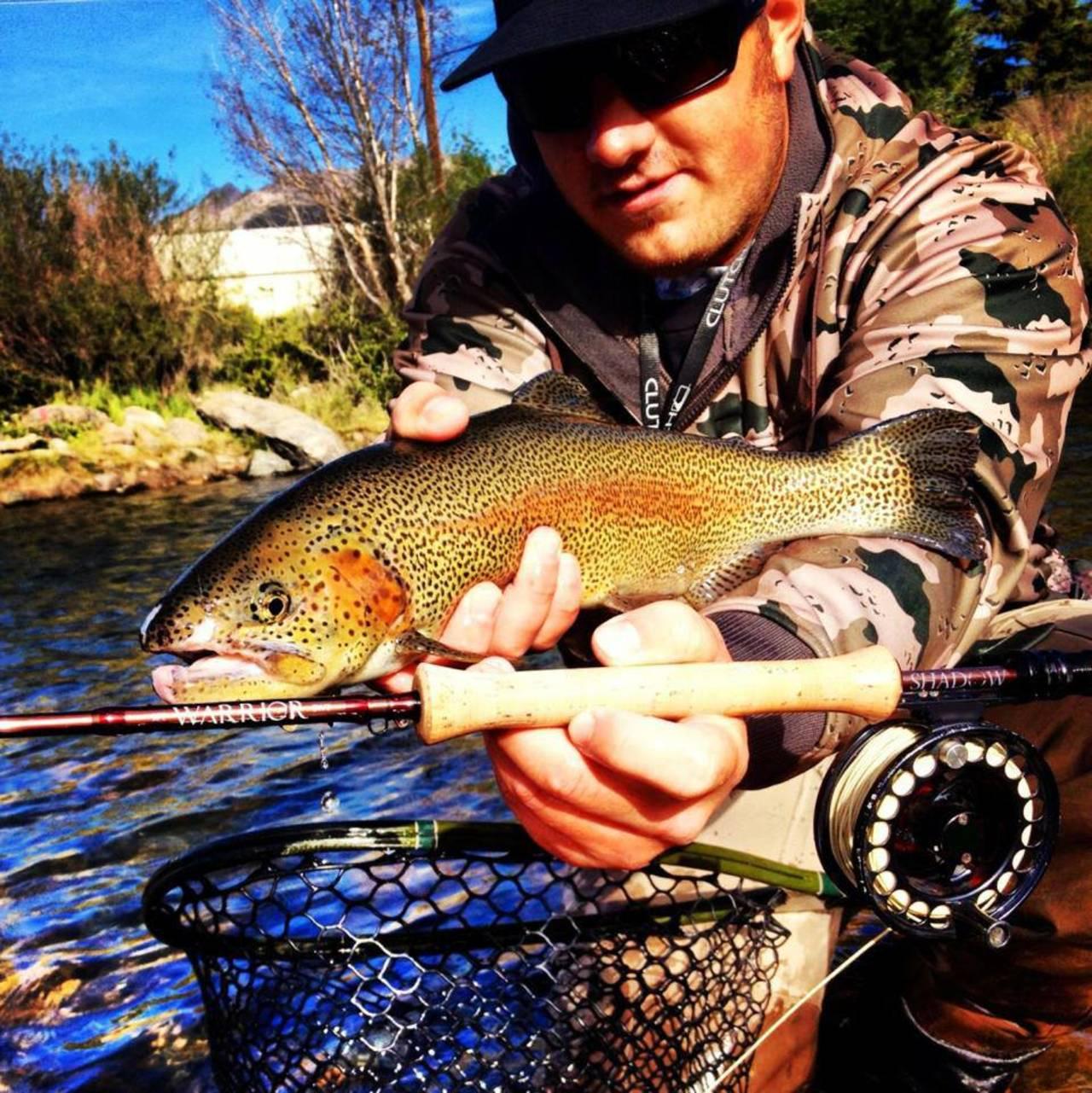 Shadow Fly Fishing Warrior Fly Rod