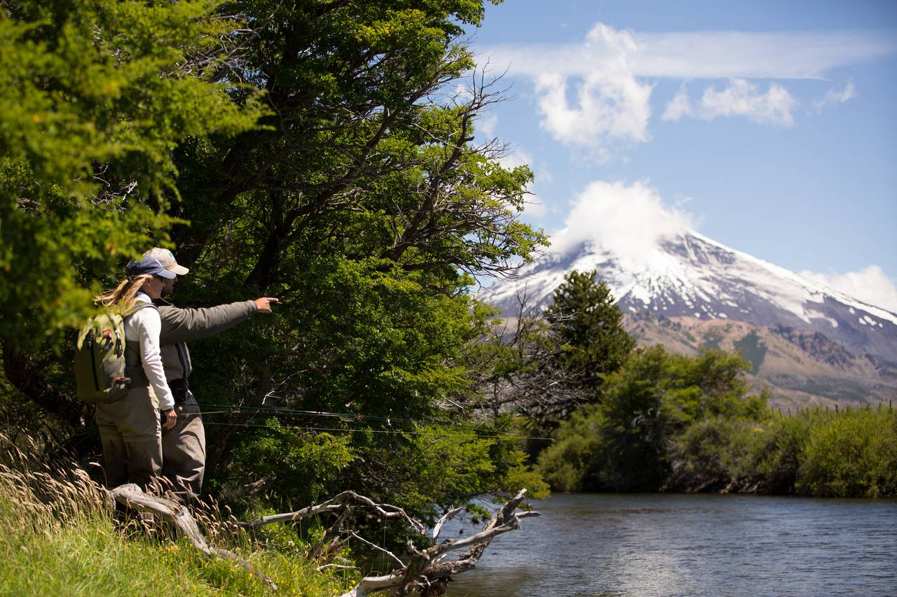 Patagonia's Malleo River