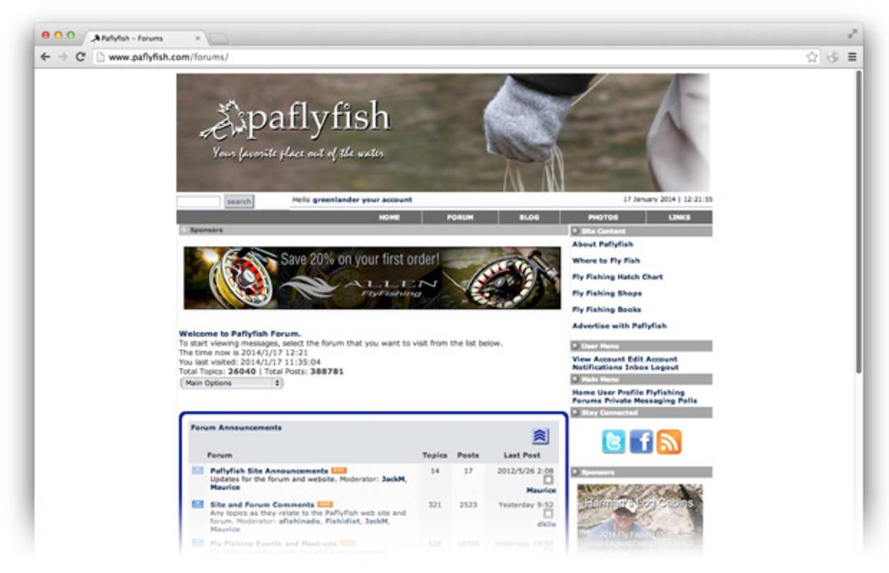 PA Fly Fish