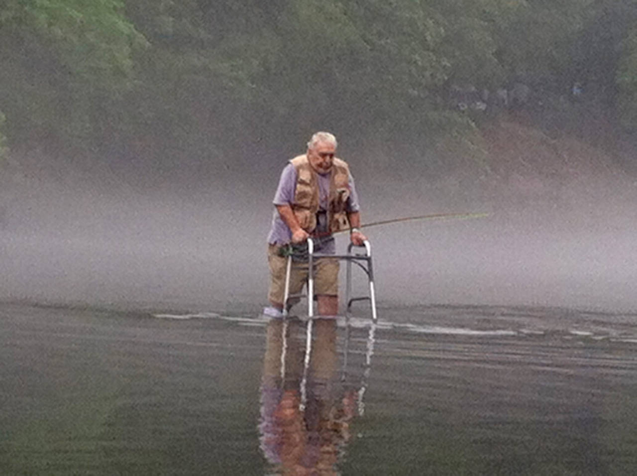 A True Fisherman